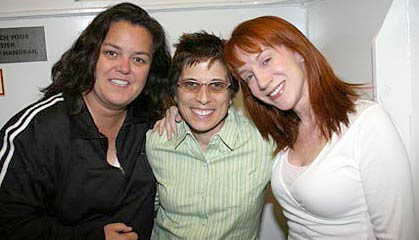 Rosie O'Donnell R Family Cruise photo